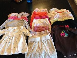 Baby girl clothes EUC/GUC-lot sale only