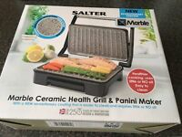 Brand new boxed health grill