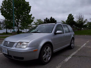 2003 Volkswagen Jetta GLS Wagon