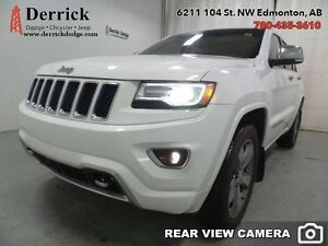 2014 Jeep Grand Cherokee Used 4WDOverland Air Susp Nav $219 B/W