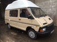 Renault Trafic AS Camper van
