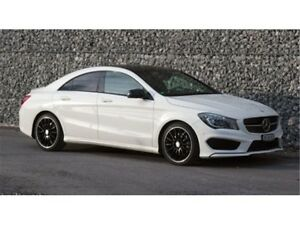 2014 Mercedes-Benz CLA-Class Luxury, Sport, Bi-Xenon, Wear Prote