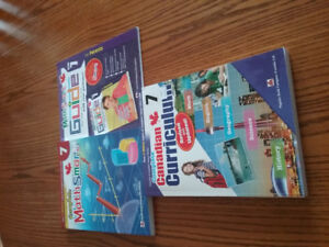 Complete MATHSMART  7 workbook/guide and Complete Curriculum