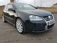 VW GOLF R32 - 3.2 V6 - 4MOTION, LOW MILEAGE