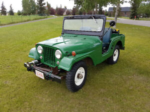 1956 Jeep CJ5 Willys
