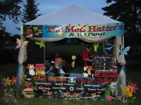 Food Catering / vendor for festivals, fairs, partyconcerts etc..