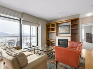 New West Gorgeous & Spacious 2 Bedroom + Den