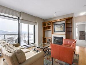 New West Gorgeous & Spacious 2 Bedroom + Den