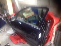 Mk4 Astra sxi to front doors