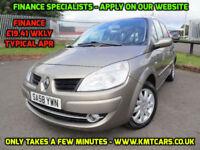 2008 Renault Scenic 1.6 VVT ( 111bhp ) Dynamique - Service Hist - KMT Cars