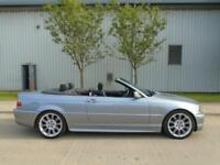 2005 (05) BMW 325 2.5 PETROL AUTOMATC CI M SPORT 60,000 MILES