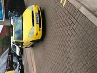 FORD FOCUS LTD EDITION NO 0123 ONLY 1000MADE
