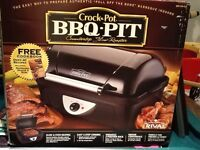 BBQ Crock Pit Indoor