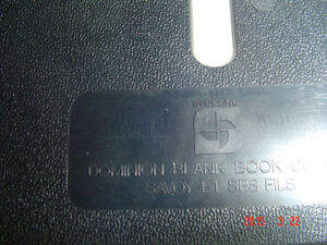 "SEVERAL 4"" BLACK THREE-RING, RUGGED, HEAVY DUTY BINDERS Windsor Region Ontario image 7"
