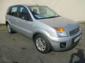 Ford Fusion 1.4TDCi 2007 Zetec Climate