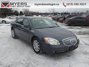 2011 Buick Lucerne CX  A sedan that offers a quiet and smooth ri