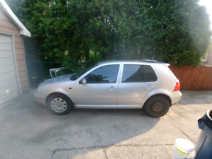 2004 VW TDI Golf Parting Out