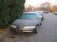 2000 Oldsmobile Intrigue GL Berline