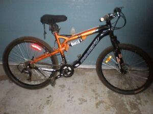 Mountain Bike Kranked 6061