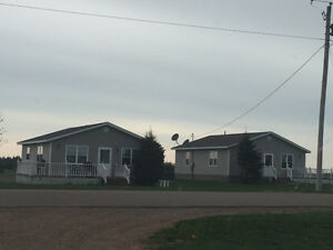 2 Winterized Cottages For Sale PEI