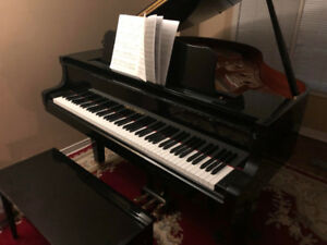 BABY GRAND PIANO | CABLE NELSON CN 151 | LIKE NEW
