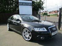 2009 Audi A6 Saloon 2.0TDI ( 170PS ) Le Mans(ONE OWNER,HISTORY,SAT/NAVWARRANTY)