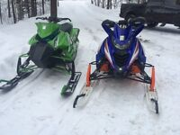 2013 sno pro 600 SX, trail or ditch ready!