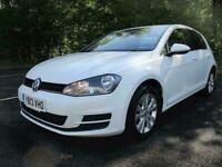 2013 Volkswagen Golf SE Hatchback Petrol Manual