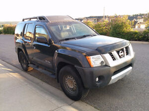 2005 Nissan Xterra SUV Offroad Trim (Pro-4x), Crossover