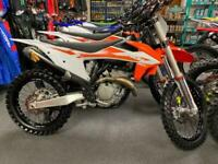 KTM SX F 350, 2020, ONLY 7 hrs use, lots of extras @ Fast Eddy Racing