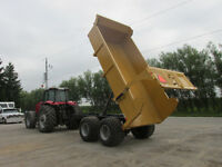 20 ton Farm/Construction dump trailer