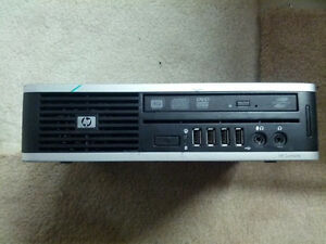 Ultra Small HP 8200 I5-2400S 8GB 240GB SSD WIFI built in + HDMI