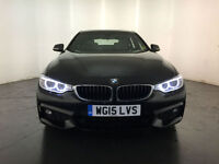 2015 BMW 420D GRAN COUPE M SPORT AUTO DIESEL 1 OWNER SERVICE HISTORY FINANCE PX