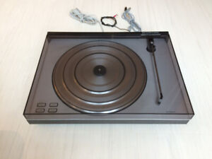 BANG AND OLUFSEN BEOGRAM RX TURNTABLE WITH MMC5 CARTRIDGE