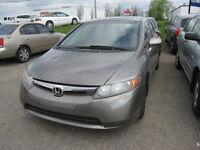 2007 Honda Civic Sedan  SORRY SOLD SOLD !!!!