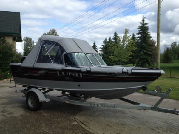 Used 2008 Lund Boat Co Tyee