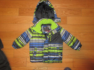 PSG TECH SIZE 2-3 TODDLER SNOW SUIT