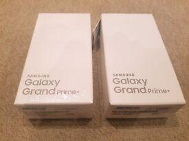 Samsung Galaxy Grand Prime Plus Factory Unlocked in Silver/Black/Gold Colours Dual Sim
