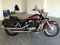 1999 Honda Shadow ACE 1100 cc