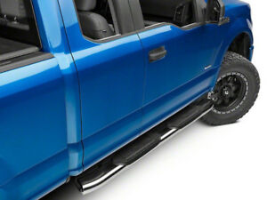 """EAGLE 5"""" OVAL STAINLESS SIDE STEP BARS-FREE SHIPPING"""