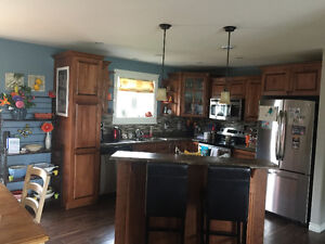 House for sale with 2 bedroom apt