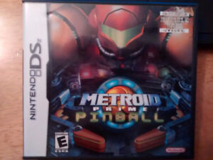 Jeux DS Metroid Prime Pinball