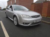 Ford Mondeo 2.2 TDCi 155 PS ST SIV (silver) 2007