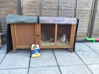 Guinea / Rabbit hutch