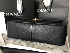 6278bffc4d3c Chanel Black Caviar | Buy or Sell Used or New Clothing Online in ...