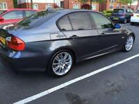 BMW 320 2.0TD 2007MY D M SPORT FULL LEATHER SEATS PRIVATE OWNER LAST 5 YEARS