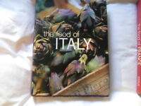 Food of Italy [Hardcover]