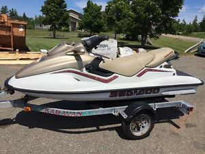 For sale or trade 1999 seadoo 786