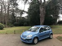 2003 Citroen C3 1.4i Desire 5 Door Hatchback Blue