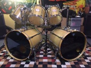 Pearl custom Z (CZX) high quality 100% maple